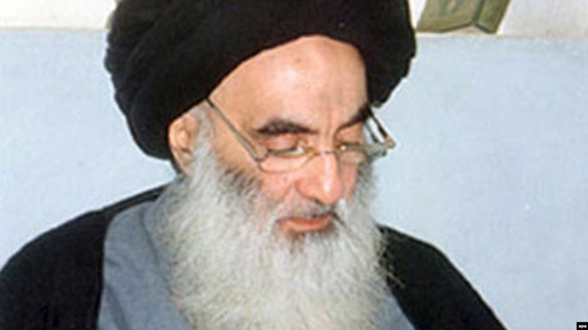 Iraqi Cleric Sistani Blames Government For Protests Deaths, Sets Probe Deadline