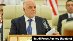 Iraqi Prime Minister Haidar al-Abadi has called off a visit to Iran, his office says.