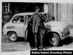 Михаил Кеберт. Фото из семейного архива