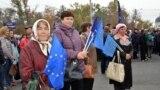 La mitingul Partidului Democrat de la Chișinău. 21 octombrie 2018