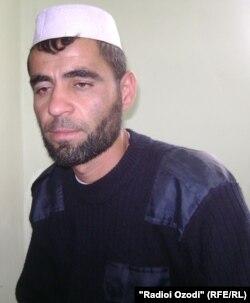 Сӯҳроб Шарифов, шавҳари Мушкиниссо.