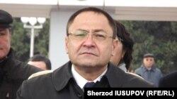 Заместитель премьер-министра Узбекистана Адхам Икрамов. Ош, 26 октября 2016 года.