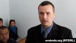 Максім Філіповіч у судзе