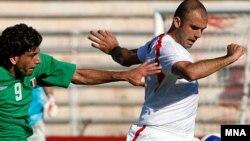 تيم دوم ايران در بعد از ظهر يکشنبه سوم تير مسابقه پايانی را در برابر تيم ملی عراق انجام خواهد داد