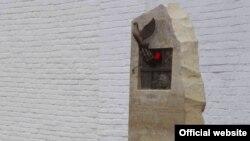 Мәхмүт Гасыймов ясаган һәйкәл
