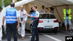 پلیس در حال انجام تحقیقات در محل حمله