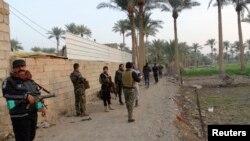 قوات عراقية تنتشر في الرمادي لمواجهة داعش - 20 كانون الأول 2014