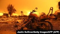 U Kaliforniji je trenutno aktivno 17 požara