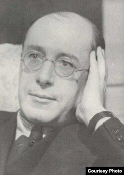 Константин Мочульский