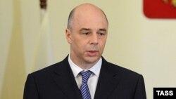 Ресей қаржы министрі Антон Силуанов.