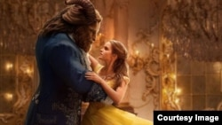 "Scene from film ""Beauty and the Beast"" by Bill Condo."