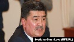 Вице-министр сельского хозяйства Казахстана Ерлан Нысанбаев.