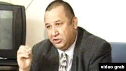Тәжікстанның бұрынғы премьер-министрі Абдумалик Абдулложонов.