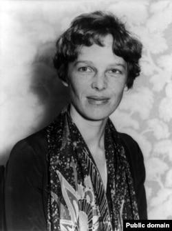 Амелия Эрхарт. Предположительно 1928 год