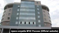 Спасательный центр МЧС в Новокузнецке