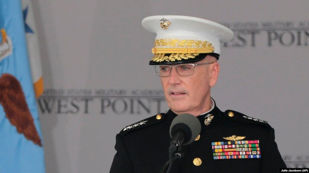 Генерал Данфорд: Вашингтон может не продлить договор СНВ-3