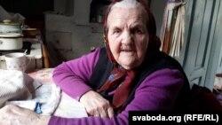 Хвядора Беразьняцкая