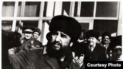 Фидель Кастро в СССР, 1981