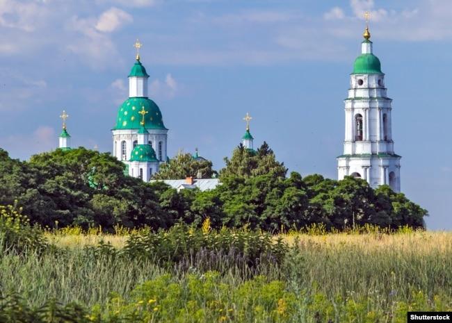 Лубенський (Мгарський) Спасо-Преображенський монастир