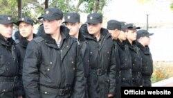 Призывники в аннексированном Севастополе. 2015 год