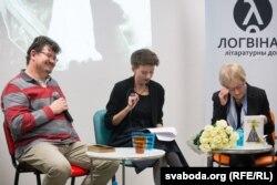 Андрэй Хадановіч, Марыя Пушкіна і Малгажата Шэйнэрт