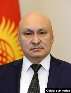 Сагынбек Исмаилов.