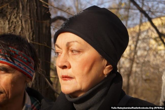 Дочка Василя Макуха