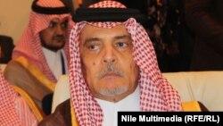 Сауд Арабиясының сыртқы істер министрі, ханзада Сауд әл-Фейсал.