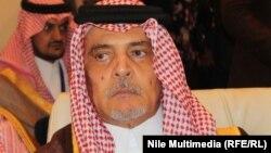 Министр иностранных дел Саудовской Аравии принц Сауд аль-Фейсал.