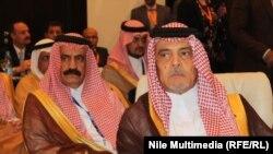 وزير خارجية السعودية في مؤتمر القاهرة، 26 آذار 2015
