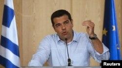 Прем'єр-міністр Греції Алексіс Ципрас