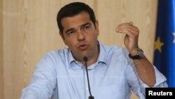 Հունաստանի վարչապետ Ալեքսիս Ցիպրաս, արխիվ