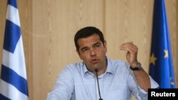 Alexis Tsipras is seeking a second term as prime minister in the Greek parliamentary elections.