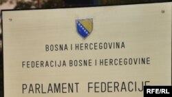 Tabla Parlamenta FBiH