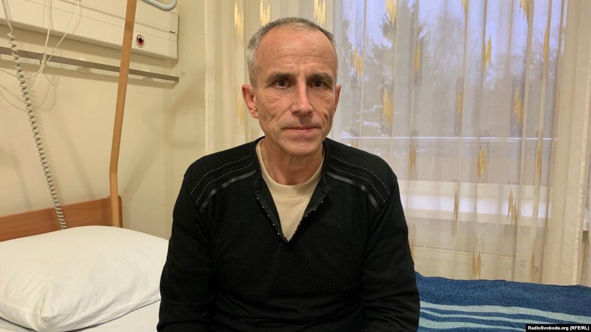 Освобожденного из плена автора Радио Свобода Галазюка боевики в августе «осудили на 16 лет