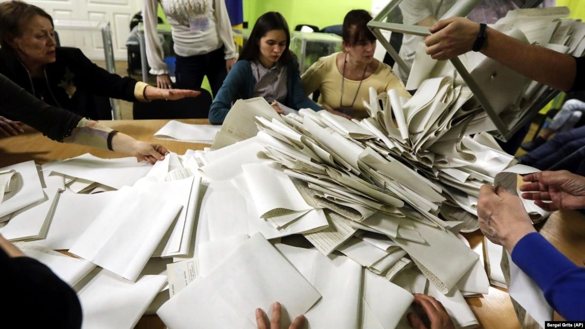 Почти четверть миллиона бюллетеней признали недействительными по итогам первого тура выборов – ЦИК