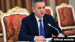 Former Uzbek Finance Minister and poultry tsar Rustam Azimov