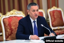 Former Finance Minister Rustam Azimov now heads Uzbekinvest. Some believe Azimov's real job, and possibly last job for the Uzbek government, is to bring back money the Karimov family moved outside Uzbekistan.
