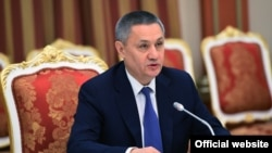 Deputy Prime Minister Rustam Azimov had been in the Uzbek government since 1998.