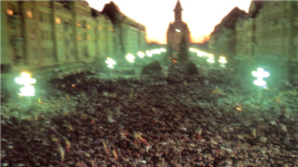 Timisoara în decembrie 1989