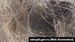 Скважина в селе Курганное Симферопольского района