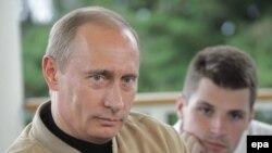 В Грузии разглядели параллели между действиями России на Кавказе и Балтике. На фото: покинутый жителями Гори