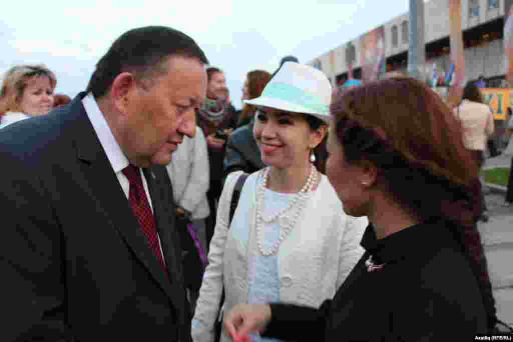 Татарстан мәдәният министры Айрат Сибагатуллин