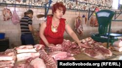 Ринок у Краматорську