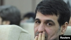 Mohammad Sharif Malekzadeh is close to the president's controversial chief of staff, Esfandiar Rahim-Mashaei.