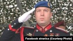 Колишній командувач сербської жандармерії