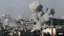 Власти Сирии не щадят своих граждан