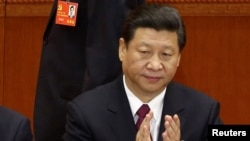 Xi Jinping, Chinese vice president and general-secretary of the Communist Party