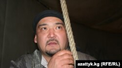 Марат Козукеев сахнада. 24-август, 2013-жыл.