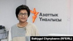 Таалайкул Исокунова